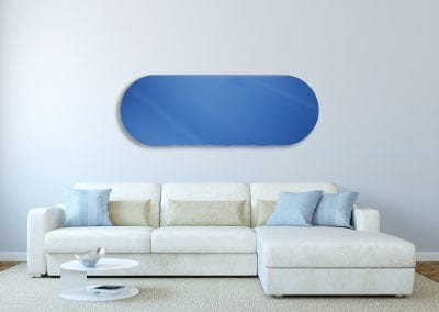 Lakes in Blue Room